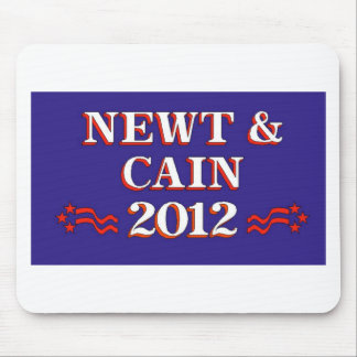 NEWT & CAIN 2012 MOUSE PAD