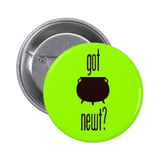¿Newt conseguido? Pin Redondo De 2 Pulgadas