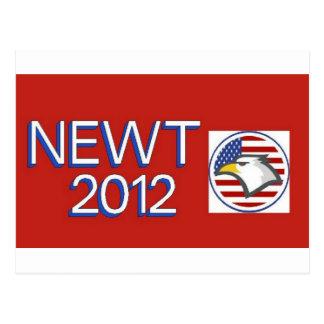 Newt Eagle 2012 Postal
