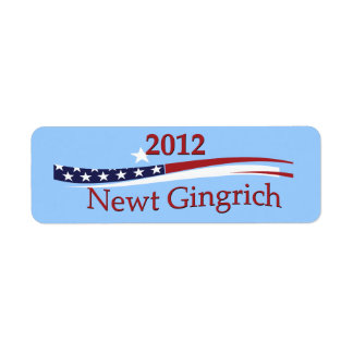 Newt Gingich Labels