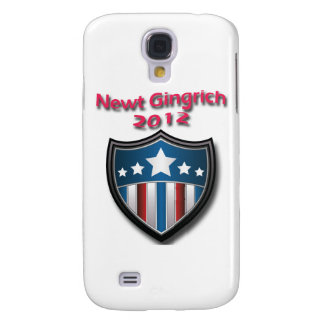 Newt Gingrich 2012 2 Galaxy S4 Covers