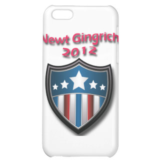 Newt Gingrich 2012 2 Case For iPhone 5C