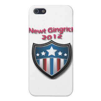 Newt Gingrich 2012 2 iPhone 5 Case