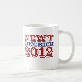 Newt Gingrich 2012 Coffee Mug