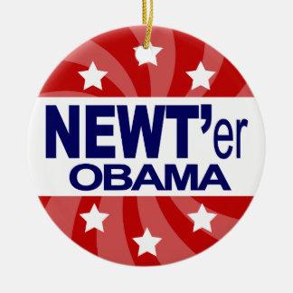 Newt Gingrich 2012 Ornamento De Reyes Magos