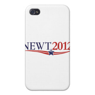 Newt Gingrich 2012 iPhone 4/4S Case