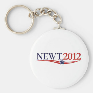 Newt Gingrich 2012 Keychain