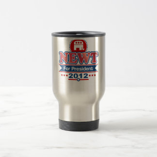NEWT Gingrich 2012 Coffee Mugs