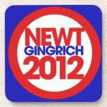 Newt Gingrich 2012 Posavasos
