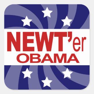 NEWT Gingrich 2012 Sticker
