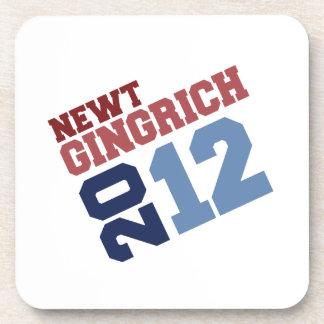NEWT GINGRICH 2012 SWING VOTE COASTERS