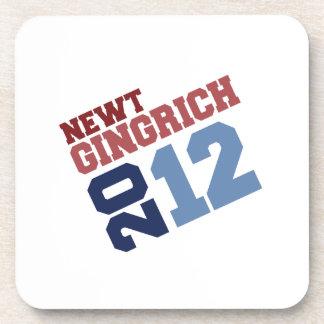 NEWT GINGRICH 2012 SWING VOTE DRINK COASTERS