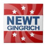 Newt Gingrich 2012 Tejas Ceramicas