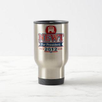 NEWT Gingrich 2012 Travel Mug