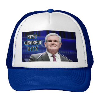 Newt Gingrich 2012 Trucker Hat