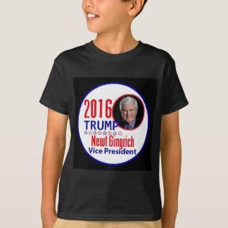 Newt GINGRICH 2016 T-Shirt