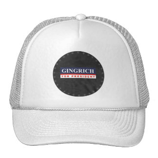 Newt Gingrich (25) Trucker Hat