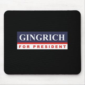 Newt Gingrich (25) Tapetes De Raton