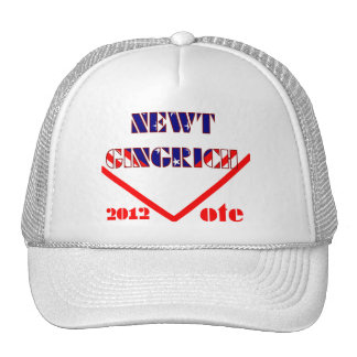 Newt Gingrich 2 Trucker Hat