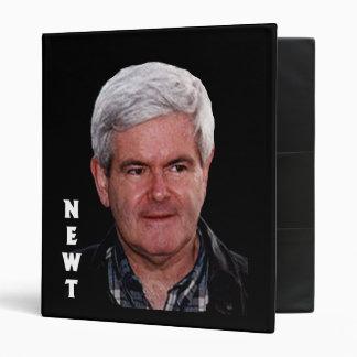 Newt Gingrich 3 Ring Binder