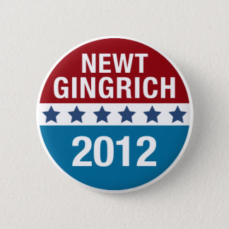 NEWT GINGRICH | BUTTON