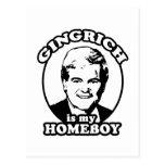 Newt Gingrich es mi homeboy Postal