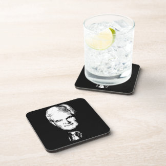 Newt Gingrich Face Drink Coasters