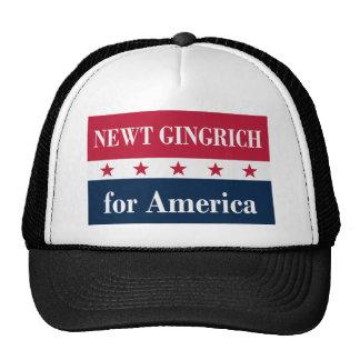 Newt Gingrich for America Trucker Hat