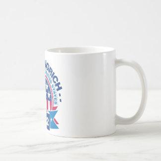 Newt Gingrich for President 2012 Mug
