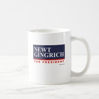 Newt Gingrich for President (2) Coffee Mug