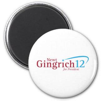 Newt Gingrich for President Fridge Magnets