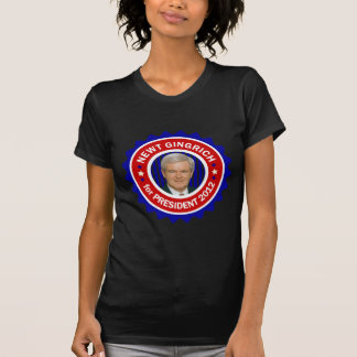 Newt Gingrich for US President 2012 T-Shirt