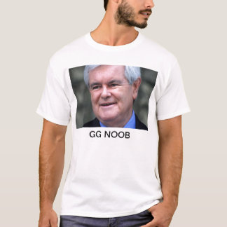 Newt Gingrich Funny T-shirt