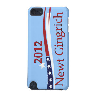 Newt Gingrich iPod Case iPod Touch (5th Generation) Cover