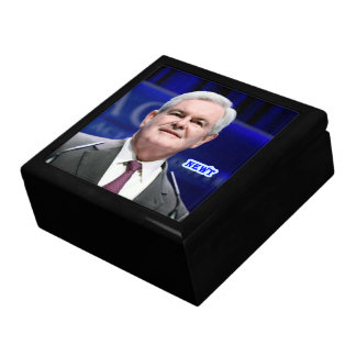 Newt Gingrich Jewelry Box
