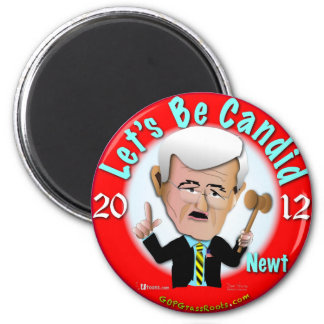 Newt Gingrich Magnets
