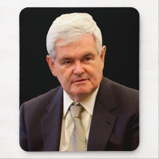 Newt Gingrich Mouse Pad