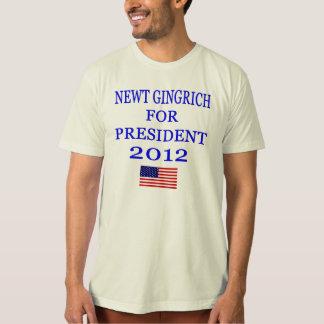 Newt Gingrich Organic T-Shirt