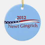 Newt Gingrich Ornament