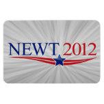 Newt Gingrich para el presidente 2012 Iman Flexible