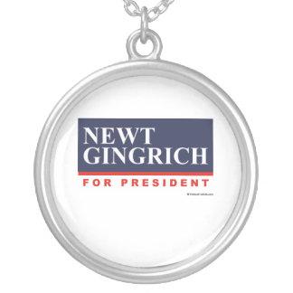 Newt Gingrich para el presidente (2) Grímpola