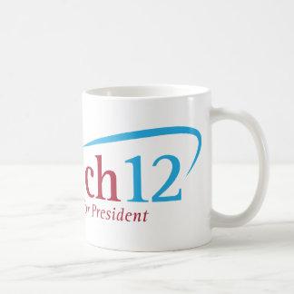 Newt Gingrich para el presidente Taza