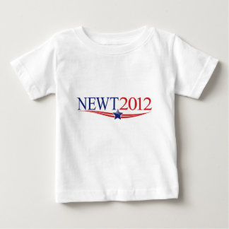 Newt Gingrich President 2012 Baby T-Shirt