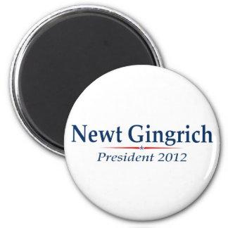 Newt Gingrich President 2012 (v103) Refrigerator Magnet