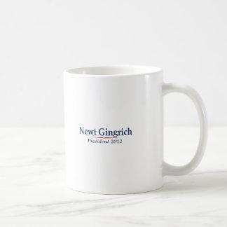 Newt Gingrich President 2012 (v103) Coffee Mug