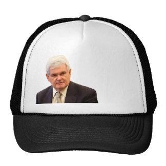 Newt Gingrich - Red, White, & Blue Trucker Hat