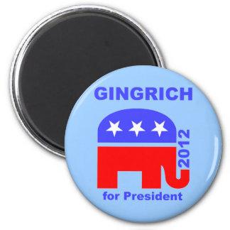 Newt Gingrich Refrigerator Magnets