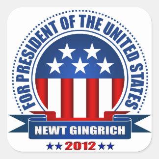 Newt Gingrich Sticker