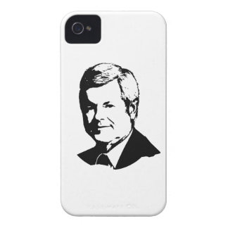 NEWT GINGRICH TALKING HEAD iPhone 4 Case-Mate CASE