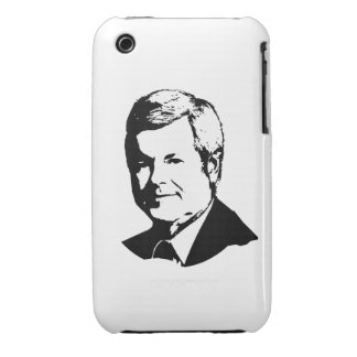 NEWT GINGRICH TALKING HEAD iPhone 3 COVERS